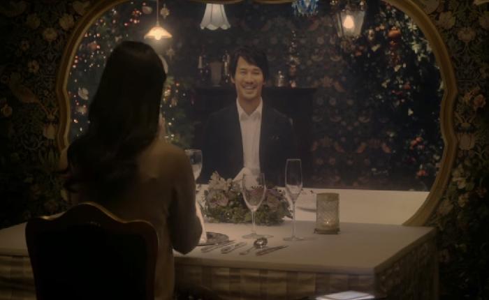ค่ายมือถือญี่ปุ่นเอาใจคู่รักทางไกล จัดร้านอาหารสร้างเทเลดินเนอร์สุดโรแมนซ์