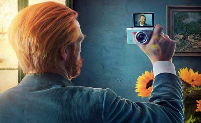 ซัมซุงออก Print Ad สุดฮาย้ำว่าศิลปินในตำนานเข้ารู้จัก Selfie กันมาตั้งแต่ดึกดำบรรพ์แล้ว!
