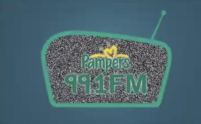 Pampers ไอเดียเก๋ เปิดสถานีวิทยุเสียงซ่าๆ ที่ดูไม่มีค่า แต่กลับช่วยเบบี้ให้หลับปุ๋ยๆ อย่างเหลือเชื่อ