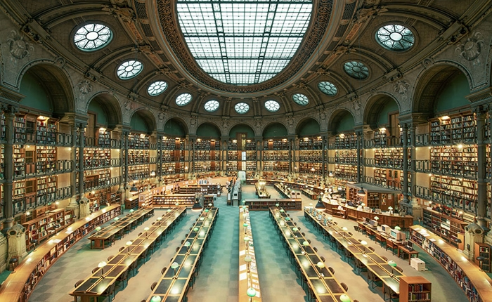 """มากกว่า """"ห้องสมุด"""" แต่มันคือ สถาปัตยกรรมชั้นยอด!เชิญชมที่สุดแห่งห้องสมุดอันงดงามที่ใครๆ ก็อยากเข้า"""