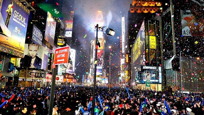 อุ่นเครื่อง! ภาพบรรยากาศก่อนเคานท์ดาวน์ปีใหม่ของมหานครดังทั่วโลก