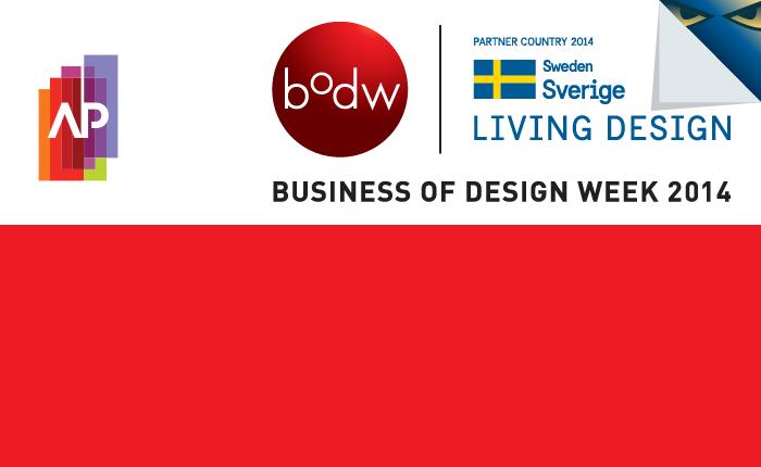 AP นำคณะสื่อร่วมงาน BUSSINESS OF DESIGN WEEK 2014 (BODW) ที่ฮ่องกง