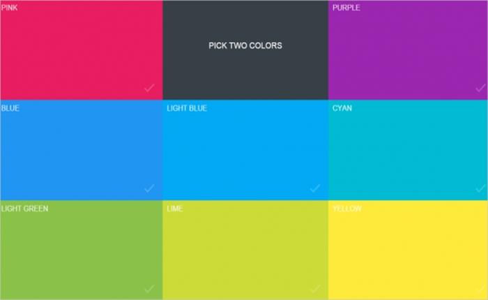สร้างสรรค์…สีสัน อย่างง่ายๆ ผ่านเว็บ Material Palette เหมาะสำหรับงานดีไซน์ ดิจิตอล