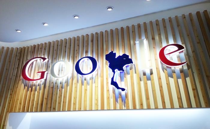 """เปิดบ้านหลังใหม่ """"Google ประเทศไทย"""" ผสานความเป็นไทยใส่ความเป็น Googley"""
