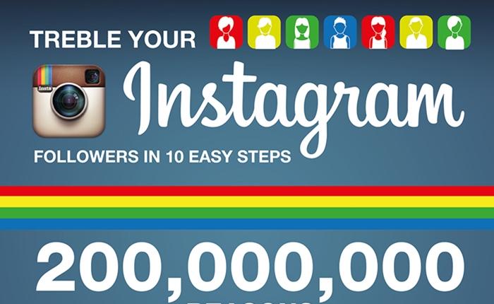 [Infographic] 10 วิธีเพิ่มผู้ติดตามใน Instagram