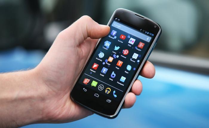 การเติบโตแบบพุ่งทะยานใน 4 ปีข้างหน้าของ Mobile Ad บนตลาดโฆษณาโลก