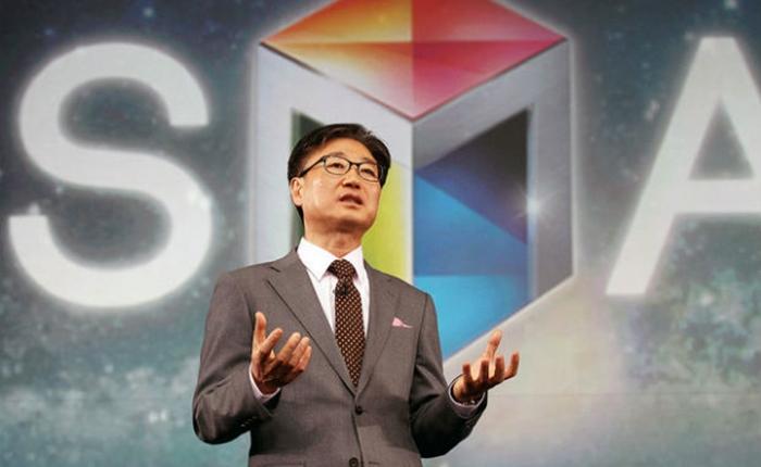 ซัมซุง เผยแผนอนาคต อุปกรณ์ทุกอย่างต้องเชื่อมต่ออินเตอร์เน็ตได้