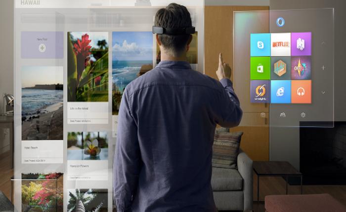 Microsoft ออกแว่นอัจฉริยะ Hololens สร้างโลกเสมือนจริงแห่งอนาคต!
