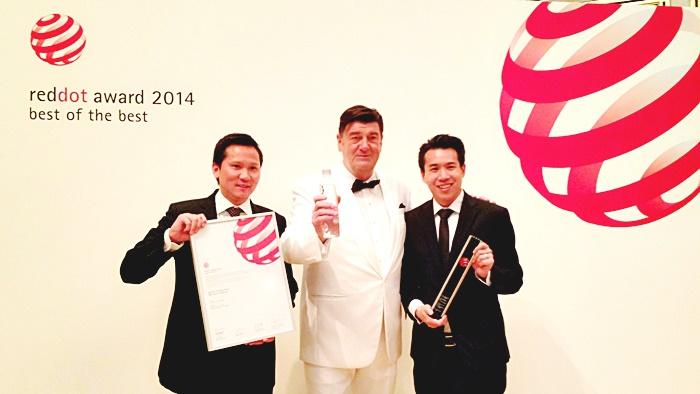 Sprinkle พลิกโฉมใหม่ ก้าวไกลระดับโลก คว้า Best of the best จาก Red Dot Award