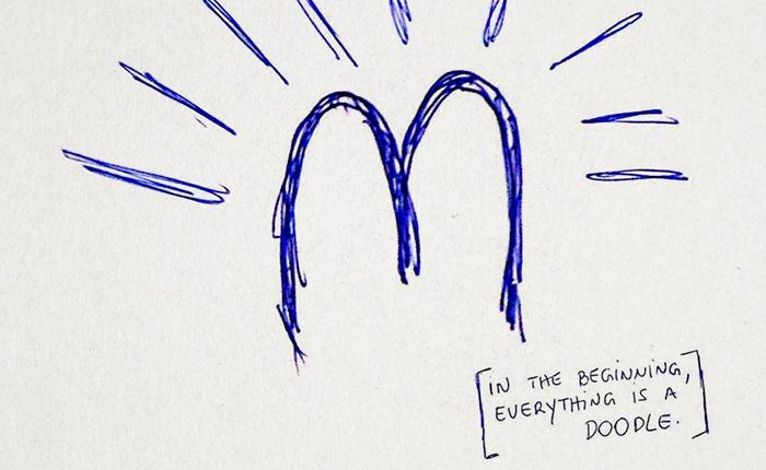 ปากกา Bic โชว์ Print Ads สุดสร้างสรรค์ ทุกอย่างเริ่มต้นด้วยการร่าง