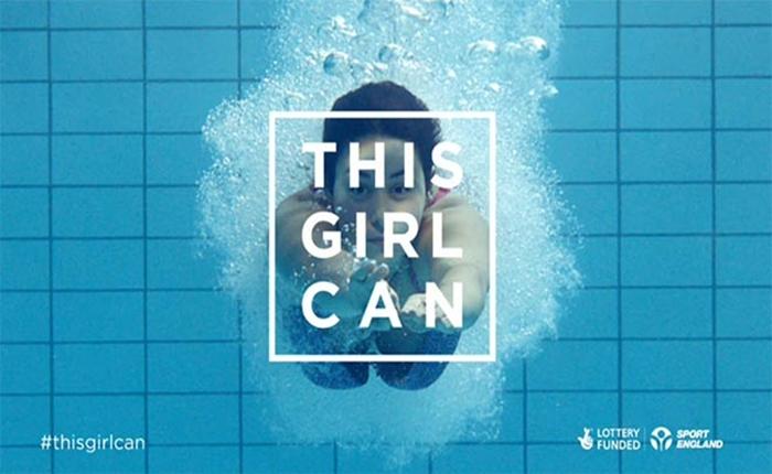 """อังกฤษผลักดันให้ผู้หญิงลุกขึ้นมาออกกำลังกาย ผ่านแคมเปญ """"This Girl Can"""""""