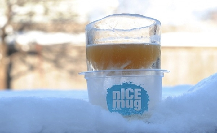 "DIY Kit ""ถ้วย nIce"" ให้คุณทำเครื่องดื่มเย็นได้ตลอดเวลา"