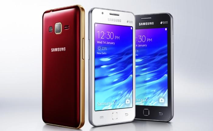 Samsung เปิดตัวมือถือใหม่ Z1 ใช้ระบบปฏิบัติการ Tizen ครั้งแรก