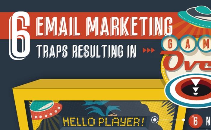 [Infographic] 6 เหตุผล ที่ลูกค้าไม่เปิดอีเมลของคุณ