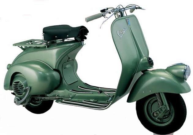 1946-Vespa98cc Prima Serie