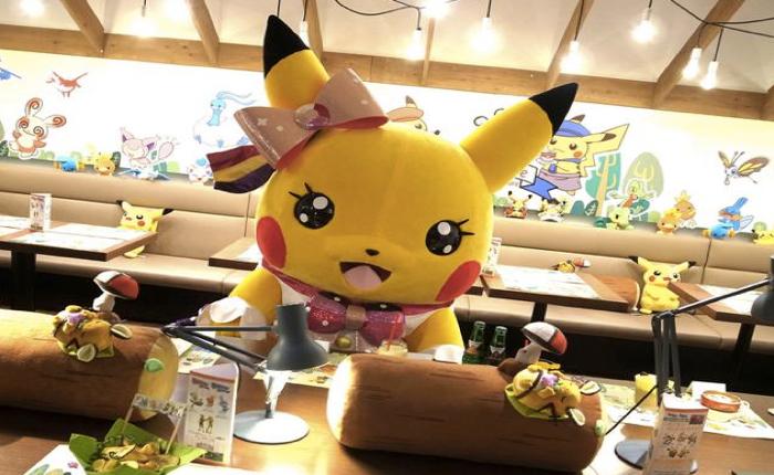 """ธุรกิจร้านกาแฟธีมการ์ตูนมาแรง! ญี่ปุ่นพร้อมเปิด """"คาเฟ่โปเกะม่อน!"""""""