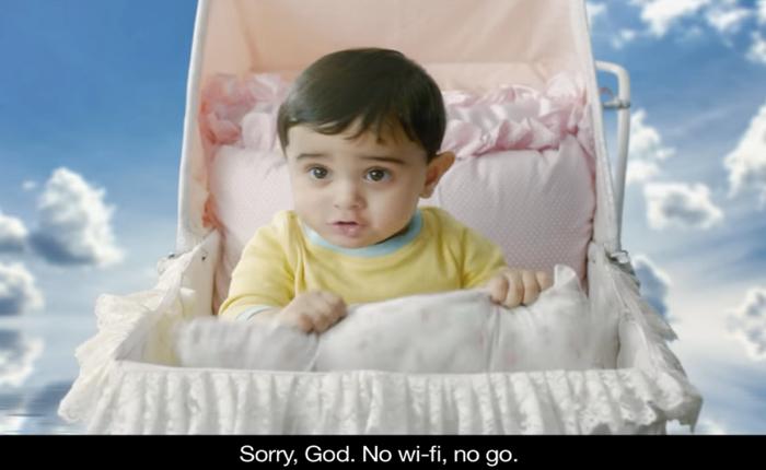 โฆษณาไว-ไฟสุดฮาจากอินเดีย เด็กสมัยใหม่ไม่ขอเกิดในบ้านที่ไม่ติดไว-ไฟ!