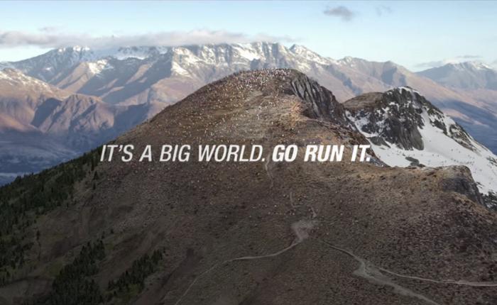 """โฆษณาใหม่จาก ASICS ผลักดันนักวิ่งให้ยิ่งฮึกเหิมด้วยสารที่ว่า """"โลกนี้กว้างใหญ่นัก จงออกไปวิ่งดูซะ!"""""""