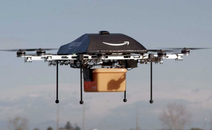 ดับฝัน Amazon! สำนักการบินฯสหรัฐฯ ผ่านกฎหมายใหม่ ส่อหมดสิทธิใช้ Drones
