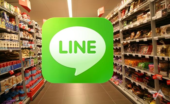 """Line เตรียมเปิดบริการ """"ซุปเปอร์มาร์เก็ตออนไลน์"""" ครั้งแรก เริ่มที่ไทยก่อนใคร 4 ก.พ."""