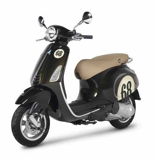 Vespa 68th Anniversary Limited Edition-500