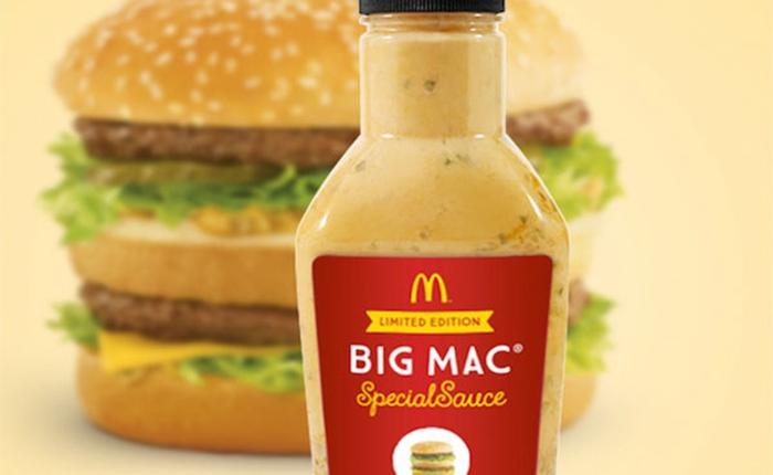 """เคล็ดลับ ที่ไม่ลับอีกต่อไป! เมื่อ McDonald เปิดประมูลซอสสูตรลับ """"บิ๊กแม็ค"""""""