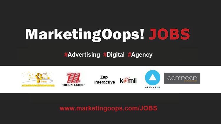 งานล่าสุด จากบริษัทและเอเจนซี่โฆษณาชั้นนำ #Advertising #Digital #JOBS15-20 Feb 2015