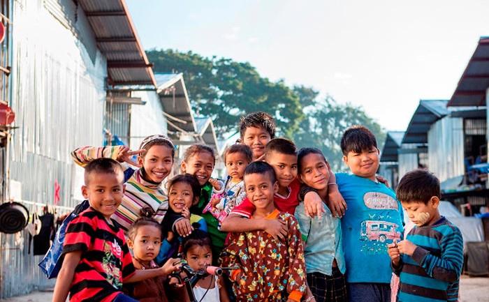 แสนสิริ The Good Space แคมเปญบรรเจิด เปิดพื้นที่อนาคตสำหรับเด็กในไซต์งานก่อสร้าง