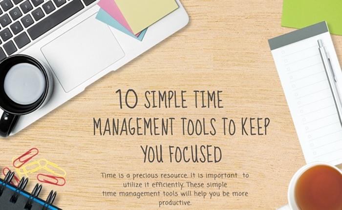 [Infographic] 10 วิธี จัดสรรการทำงานให้มีประสิทธิภาพมากขึ้น
