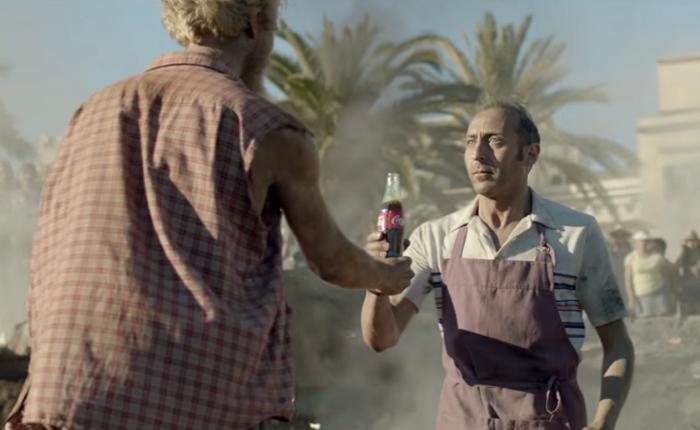 โค้กออกโฆษณาใหม่เปลี่ยนโลกให้น่าอยู่ด้วยการส่งโค้กต่อไปให้กับคนที่คุณห่วงใย
