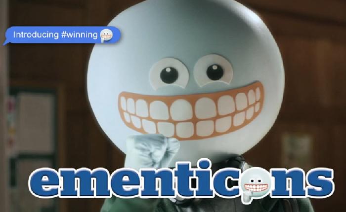 ลูกอมเมนทอสคิดและดีไซน์ศัพท์ใหม่ Ementicons โดนใจวัยทีนในทุกหมัด!