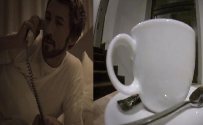 แบรนด์กาแฟรายย่อย เล่นกับบริการโทรปลุกที่โรงแรม เสิร์ฟความสดชื่นทันทีที่ตื่นนอน