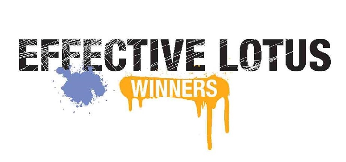 ADFEST 2015 WINNERS - EFFECTIVE LOTUS_EMBARGO-700
