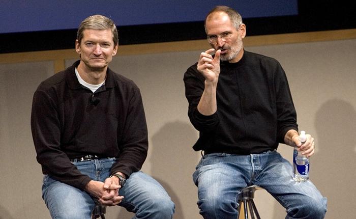 ดราม่าแอปเปิ้ล…Tim Cook เคยเสนอยก 'ตับ' ให้ Steve Jobs