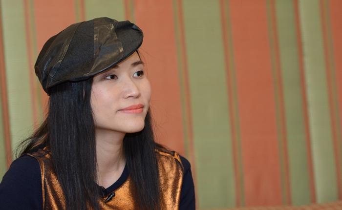 Exclusive: Pum Lefebure สาวไทยคนเก่ง Jury President ใน Adfest 2015