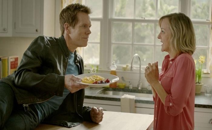 เช้านี้จะรับ (Kavin) Bacon ไหมค่ะ? เซ็กซี่ Ad ดึงซุปตาร์โปรโมทไข่