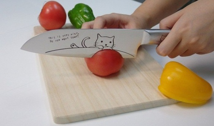 cat knife