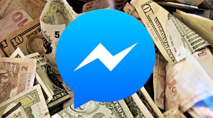 แม่เจ้า! อนาคตคุณจะสามารถจ่ายเงินผ่าน Facebook Messenger ได้แล้ว!