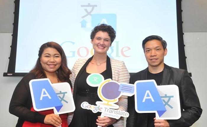 """Google จัดแคมเปญดี """"Love Your Language"""" ชวนคนไทยร่วมทำลายกำแพงภาษา"""