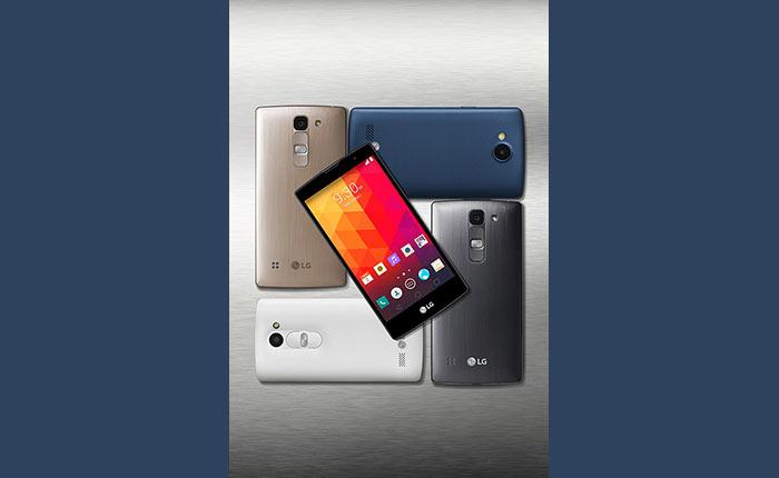 แอลจีเปิดตัวสมาร์ทโฟนระดับกลางรุ่นใหม่