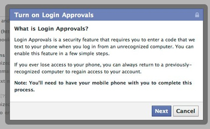 log-in-approvals