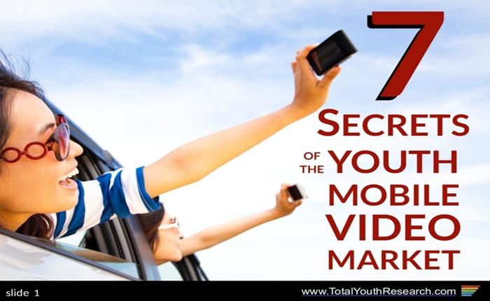 """7 ความลับของตลาด """"Mobile video"""" ในกลุ่ม Millennials"""