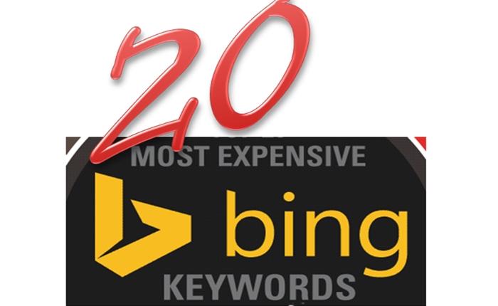 [Infographic] 20 คำค้นหา ที่มีมูลค่ารวมสูงสุดของ Bing