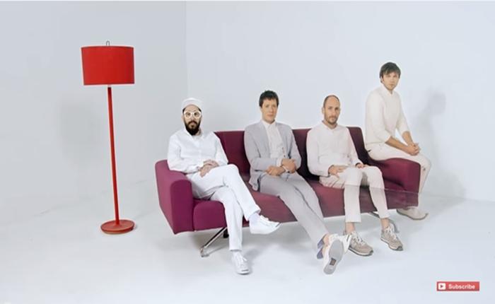 """โฆษณาเฟอร์นิเจอร์จีน โดย """"OK Go"""" สะกดทุกสายตาด้วย เวทมนต์ perspective"""