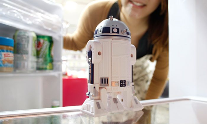 อยู่คนเดียวเหงาจุง…ให้หุ่นยนต์ R2-D2 มินิเป็นเพื่อนกับคุณดีกว่าครับ