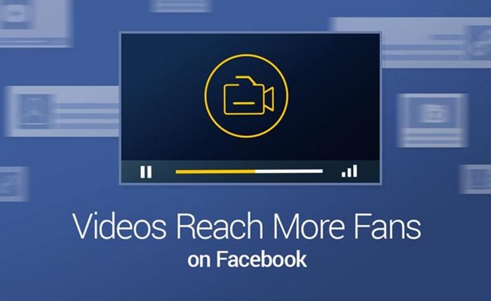"""""""วิดีโอ"""" คอนเท้นต์ที่มีประสิทธิภาพมากที่สุดใน Facebook"""
