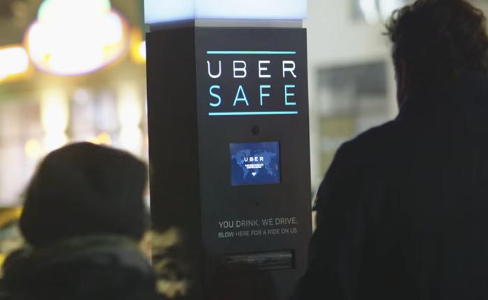 Uber ใช้เครื่องตรวจวัดแอลกอฮอล์แบบ DIY กระตุ้นยอดเรียกรถแท็กซี่ป้ายดำ!