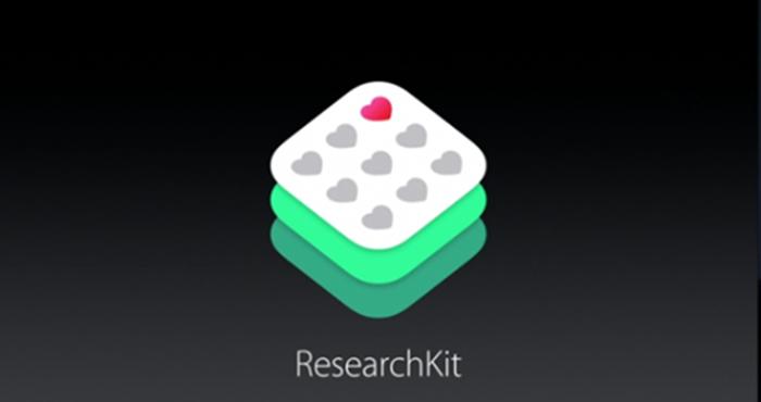 Apple เผยซอฟท์แวร์ Researchkit ช่วยนักวิจัยทางการแพทย์ทำวิจัยง่ายขึ้น