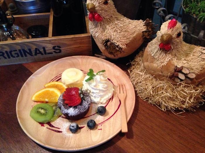 B Story Cafe_Dessert
