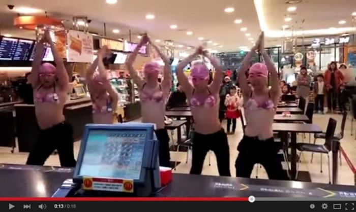 ฮิตไม่เลิก! McDonald's เกาหลีจัดแคมเปญเต้นประกอบเพลง Big Mac เป็นครั้งที่ 3
